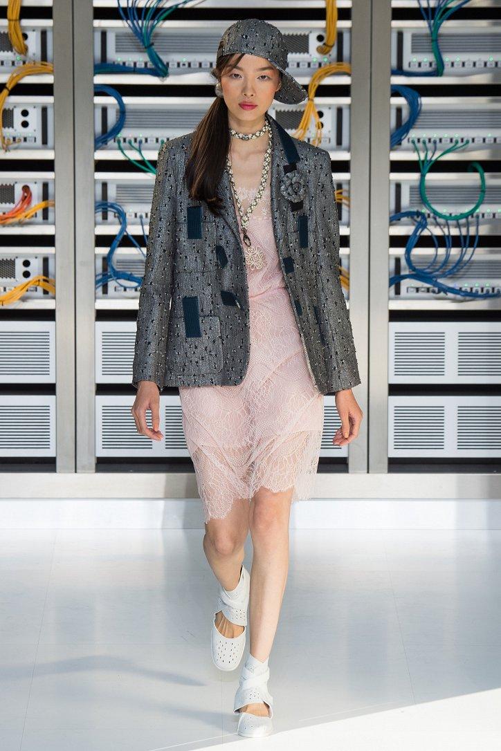 Chanel весна-лето 2017 фото №63
