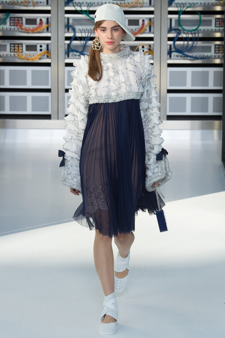 Chanel весна-лето 2017 фото №64