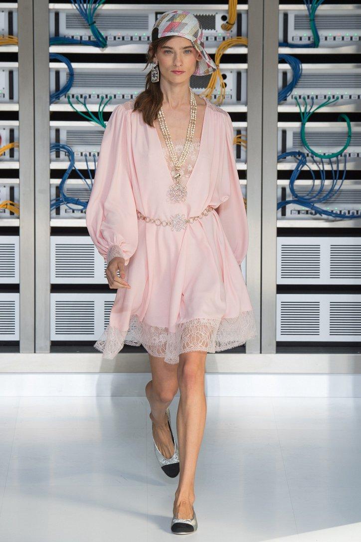 Chanel весна-лето 2017 фото №81
