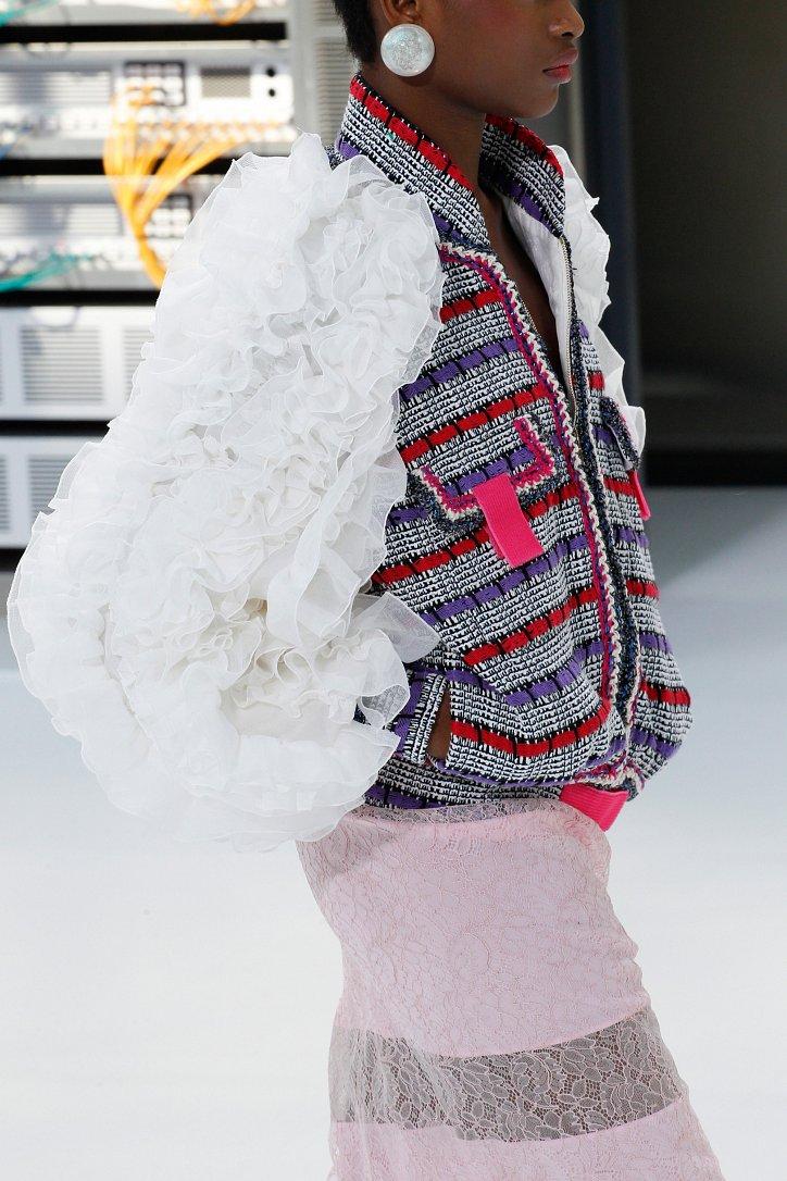 Chanel весна-лето 2017 фото №94