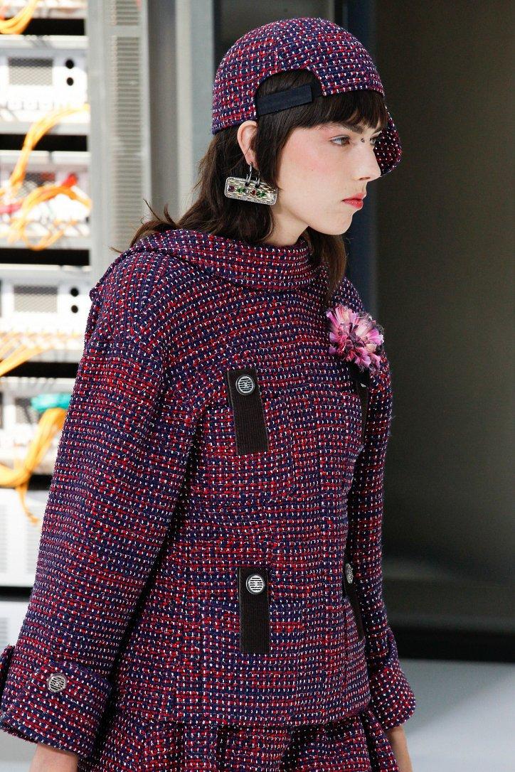 Chanel весна-лето 2017 фото №96