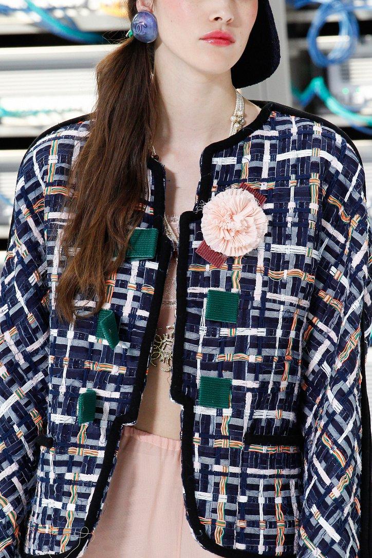 Chanel весна-лето 2017 фото №101