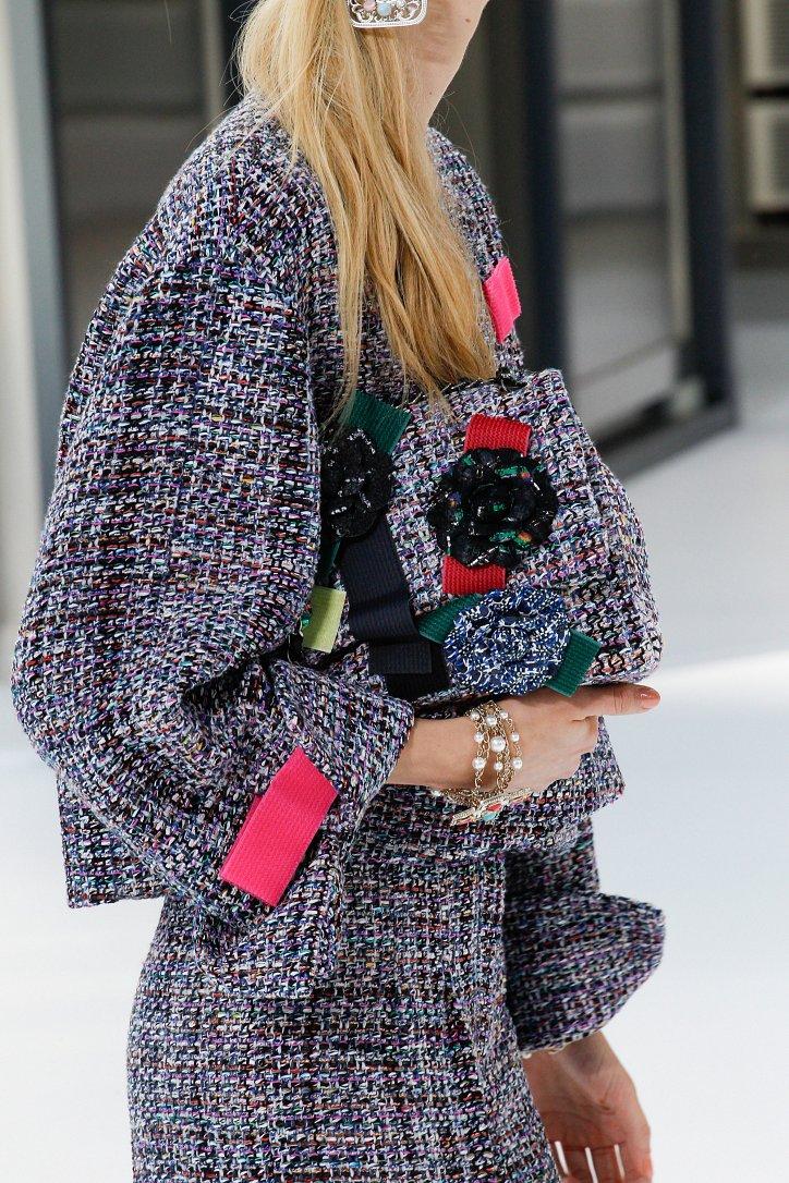 Chanel весна-лето 2017 фото №103