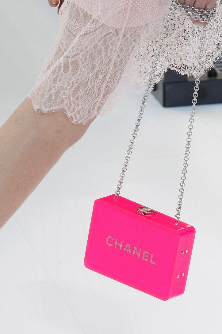 Chanel весна-лето 2017 фото №116