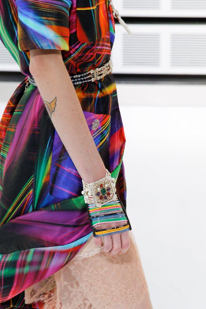 Chanel весна-лето 2017 фото №118