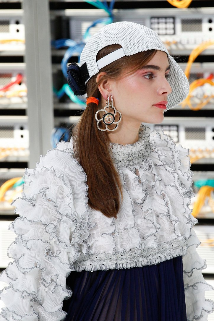 Chanel весна-лето 2017 фото №132