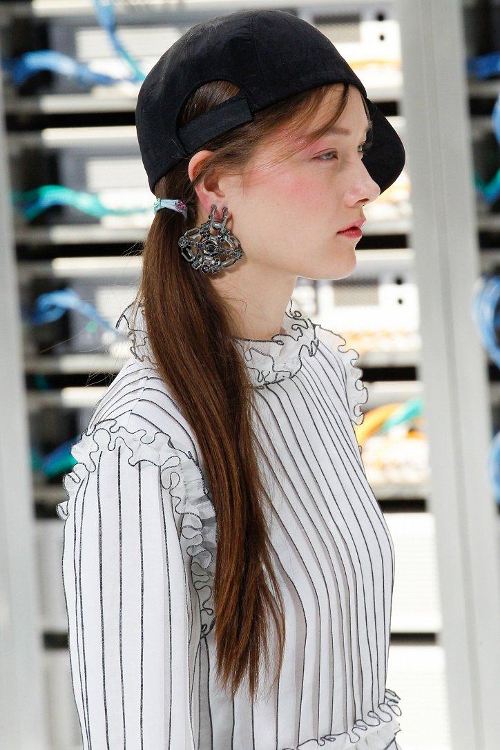 Chanel весна-лето 2017 фото №136