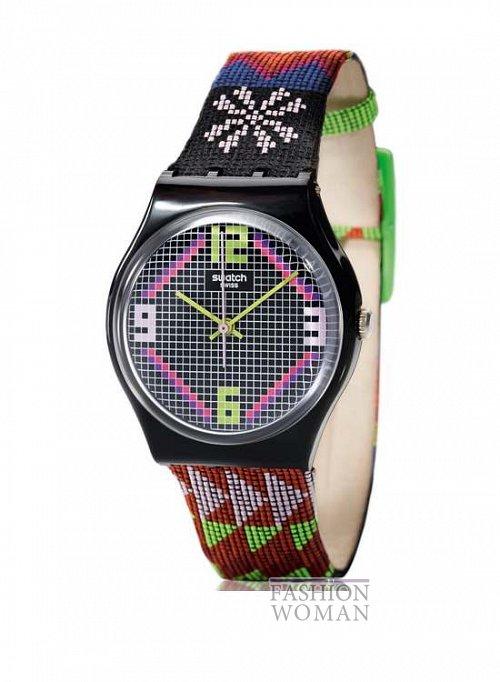 Коллекция часов Swatch лето 2013