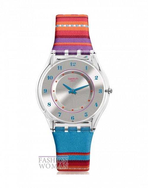 Часы Swatch лето 2013