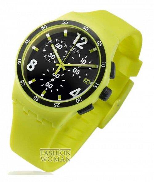 Часы Swatch лето 2013 фото №27