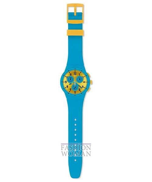 Часы Swatch лето 2013 фото №29