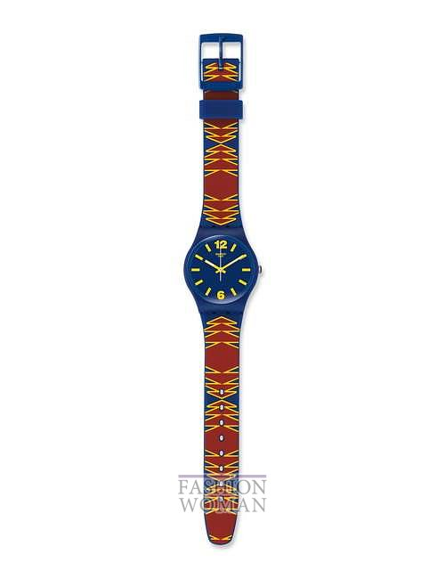 Часы Swatch фото