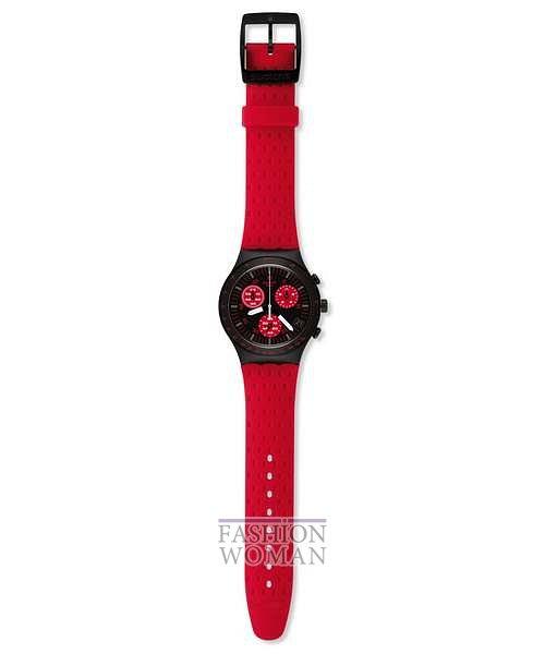 Часы Swatch лето 2013 фото №31