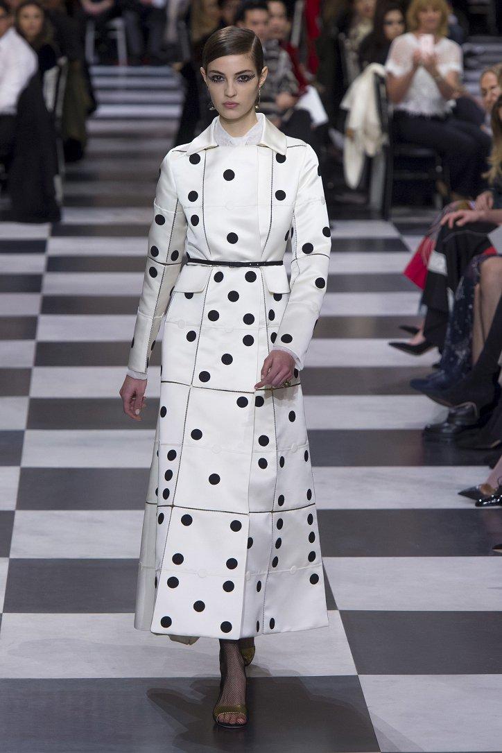 Christian Dior Haute Couture весна-лето 2018 фото №2