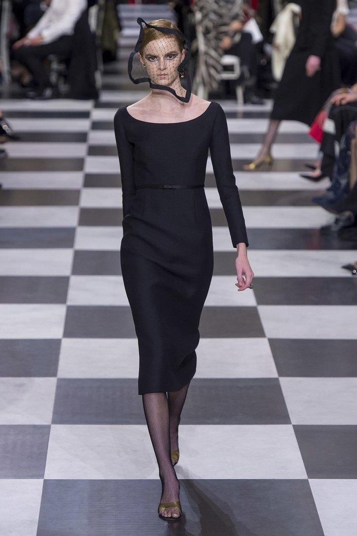 Christian Dior Haute Couture весна-лето 2018 фото №4