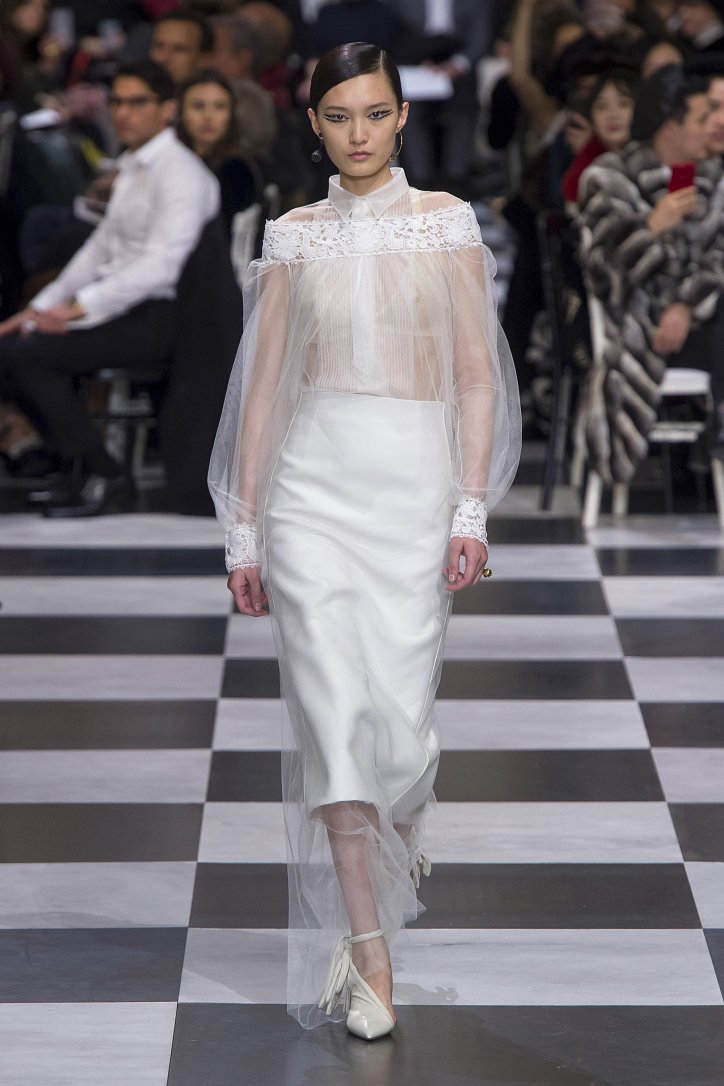 Christian Dior Haute Couture весна-лето 2018 фото №6