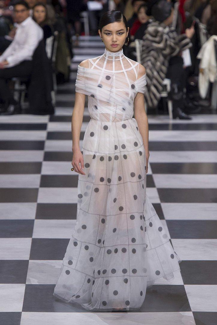 Christian Dior Haute Couture весна-лето 2018 фото №8