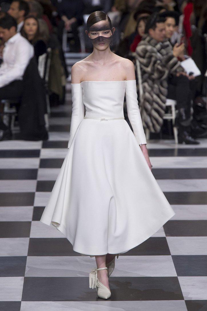 Christian Dior Haute Couture весна-лето 2018 фото №9