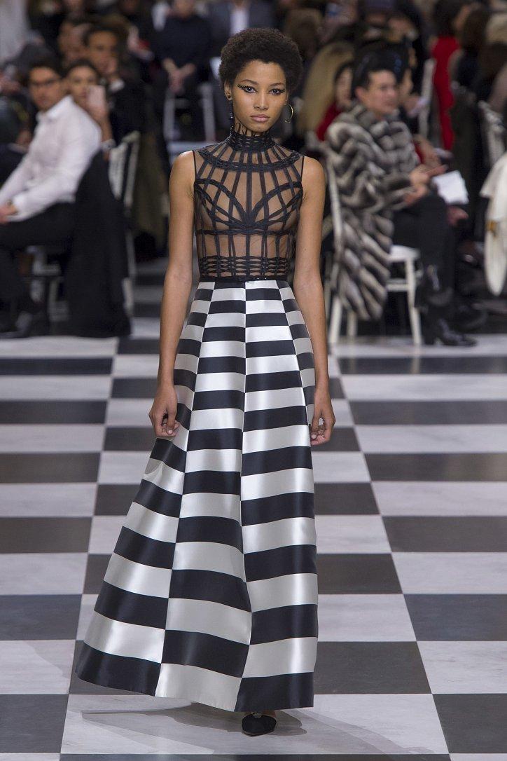 Christian Dior Haute Couture весна-лето 2018 фото №10