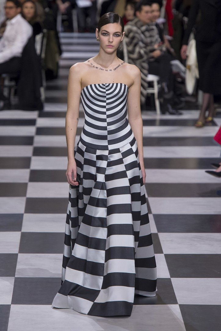 Christian Dior Haute Couture весна-лето 2018 фото №12