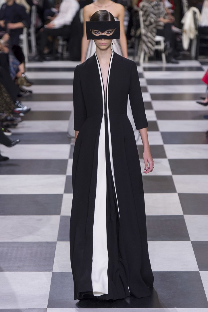 Christian Dior Haute Couture весна-лето 2018 фото №16