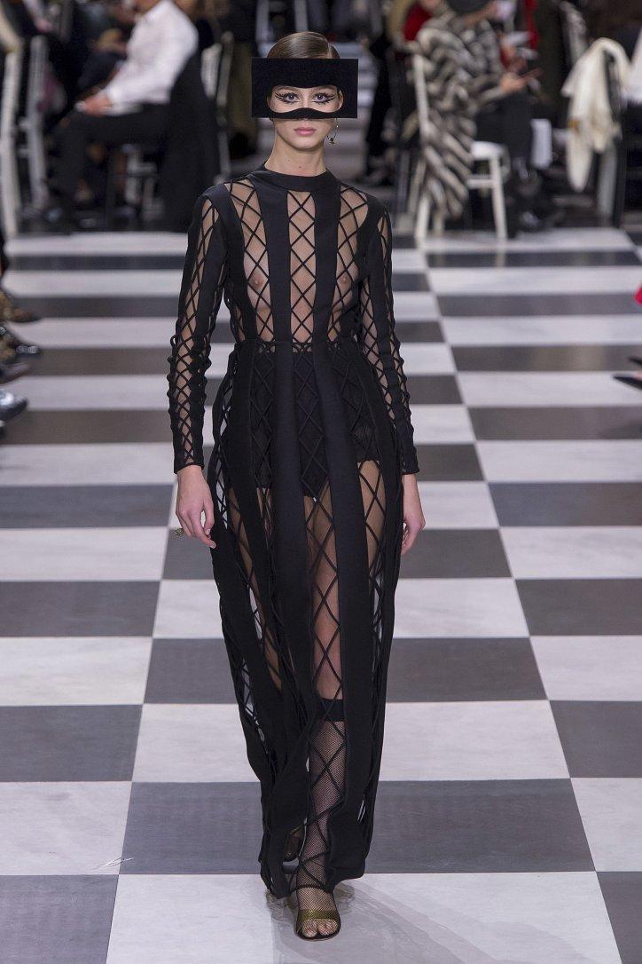 Christian Dior Haute Couture весна-лето 2018 фото №26
