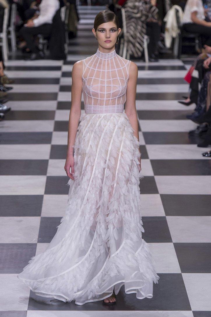 Christian Dior Haute Couture весна-лето 2018 фото №33