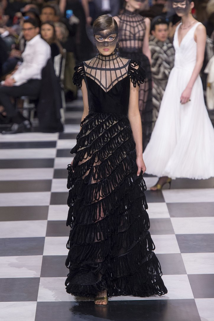 Christian Dior Haute Couture весна-лето 2018 фото №36