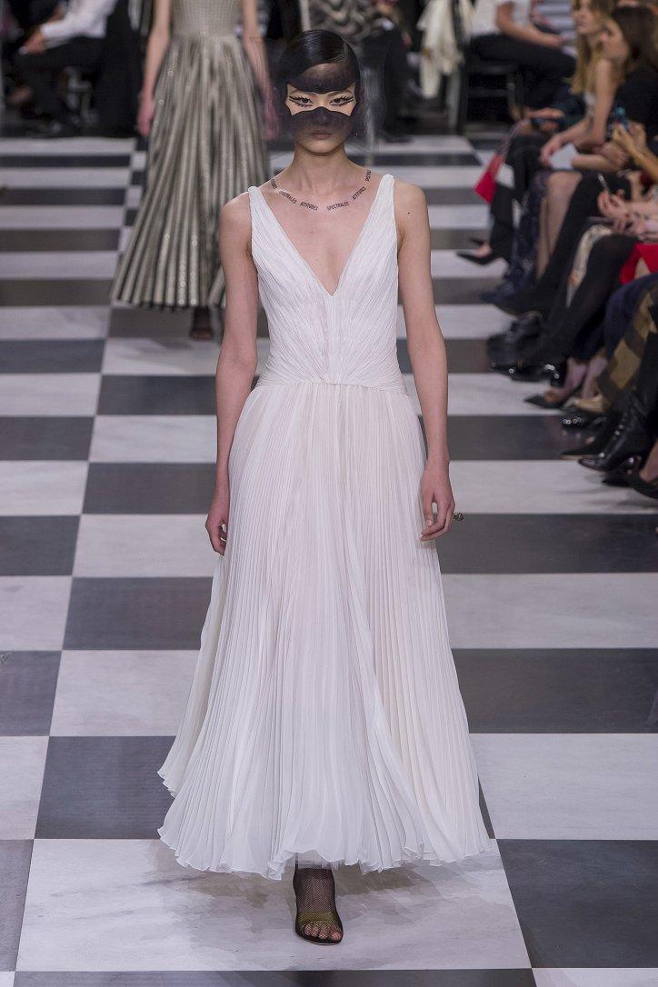 Christian Dior Haute Couture весна-лето 2018 фото №37