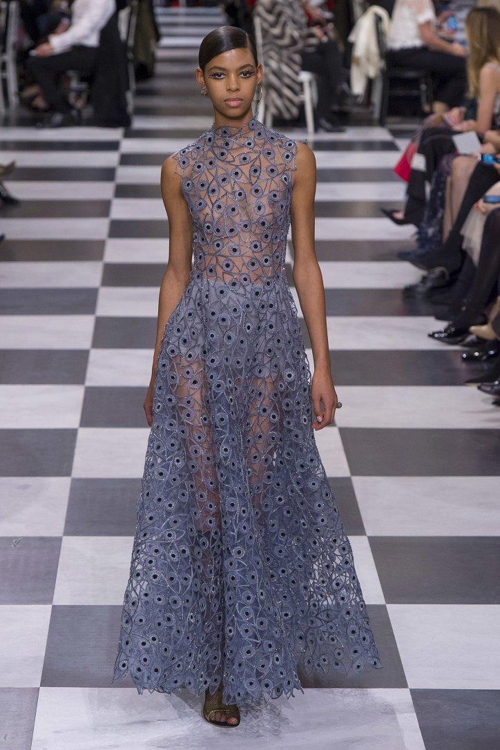 Christian Dior Haute Couture весна-лето 2018 фото №46