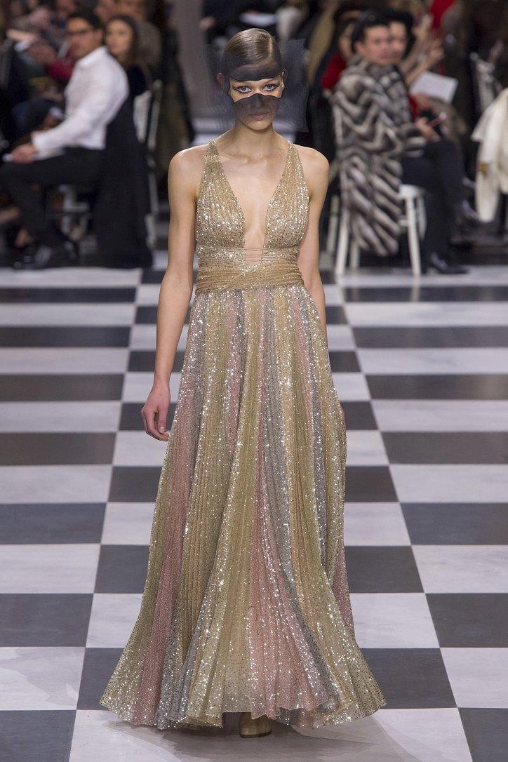 Christian Dior Haute Couture весна-лето 2018 фото №47