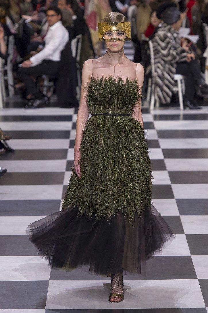 Christian Dior Haute Couture весна-лето 2018 фото №50
