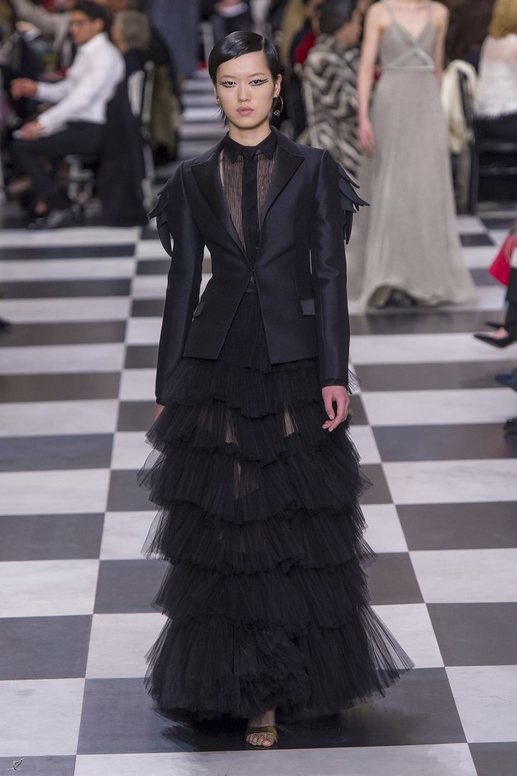 Christian Dior Haute Couture весна-лето 2018 фото №51