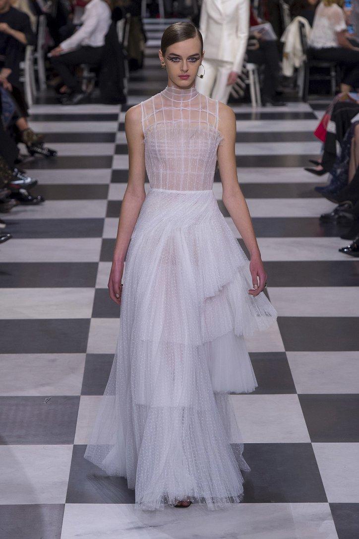 Christian Dior Haute Couture весна-лето 2018 фото №63