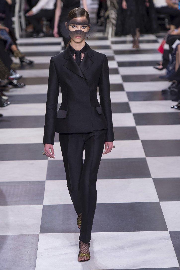 Christian Dior Haute Couture весна-лето 2018 фото №66