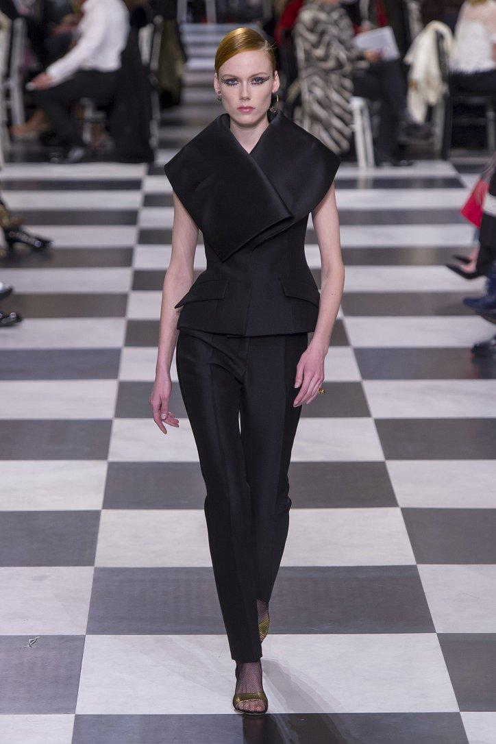 Christian Dior Haute Couture весна-лето 2018 фото №67
