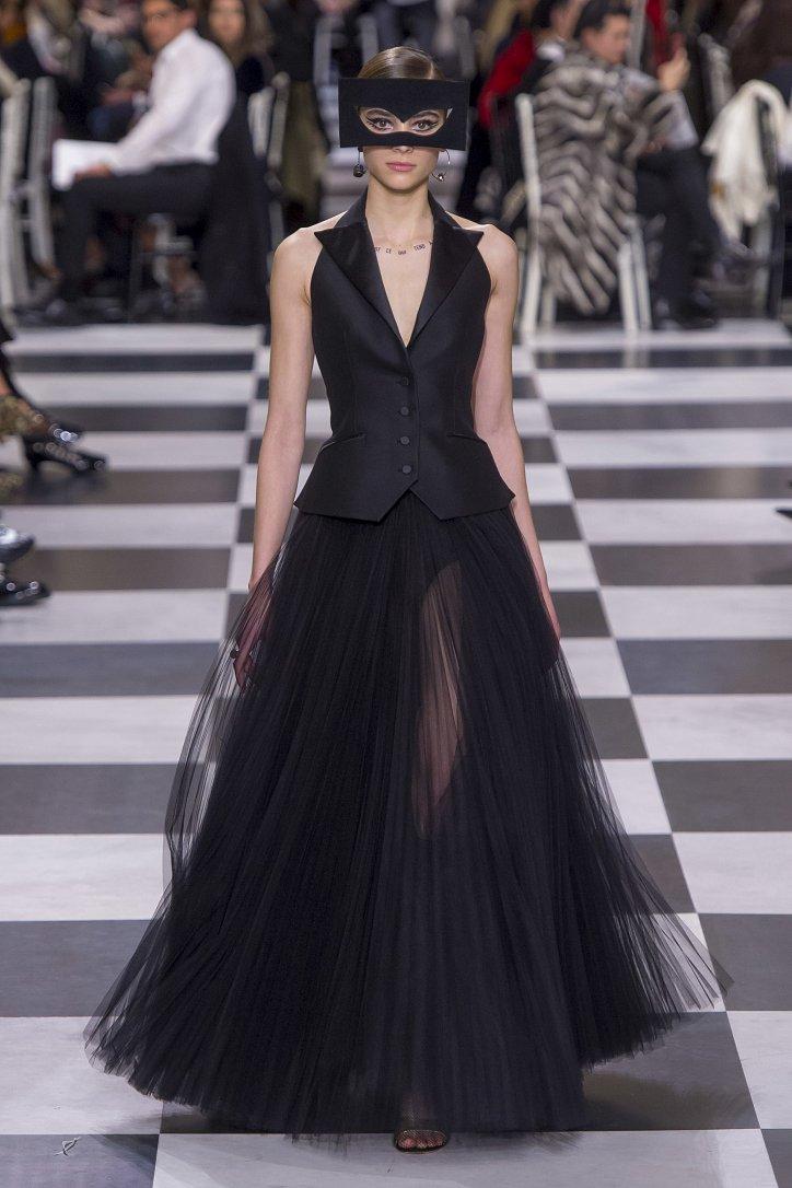 Christian Dior Haute Couture весна-лето 2018 фото №68