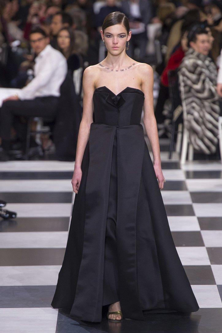 Christian Dior Haute Couture весна-лето 2018 фото №69