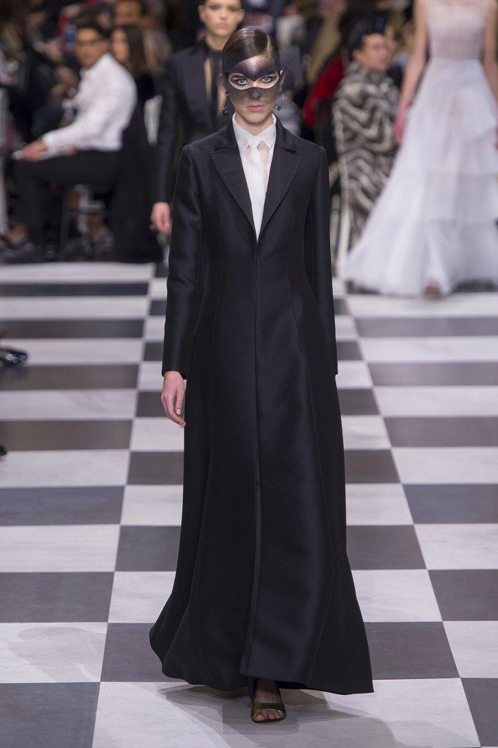 Christian Dior Haute Couture весна-лето 2018 фото №70