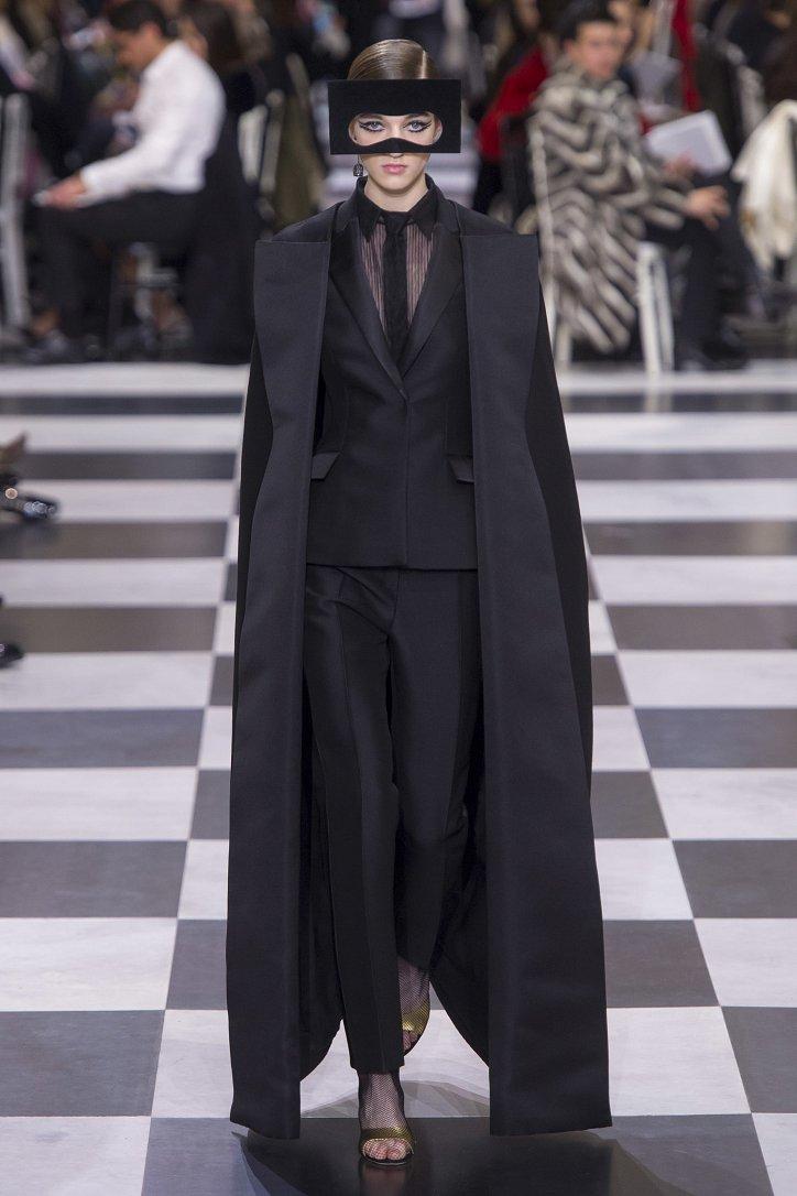 Christian Dior Haute Couture весна-лето 2018 фото №72