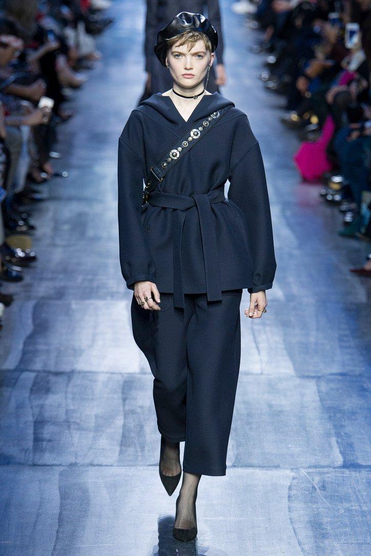 Christian Dior осень-зима 2017-2018