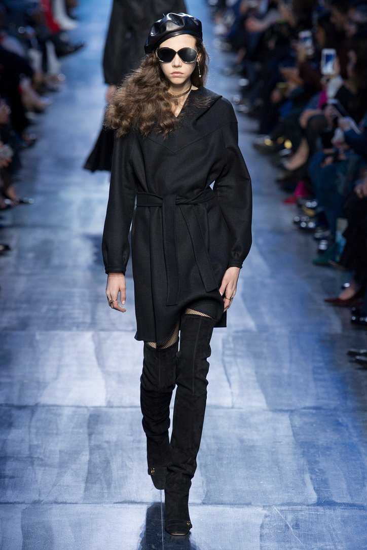 Christian Dior осень-зима 2017-2018 фото №4