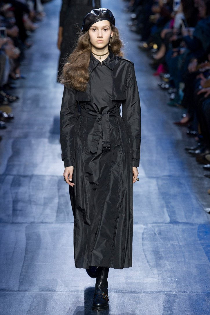 Christian Dior осень-зима 2017-2018 фото №6