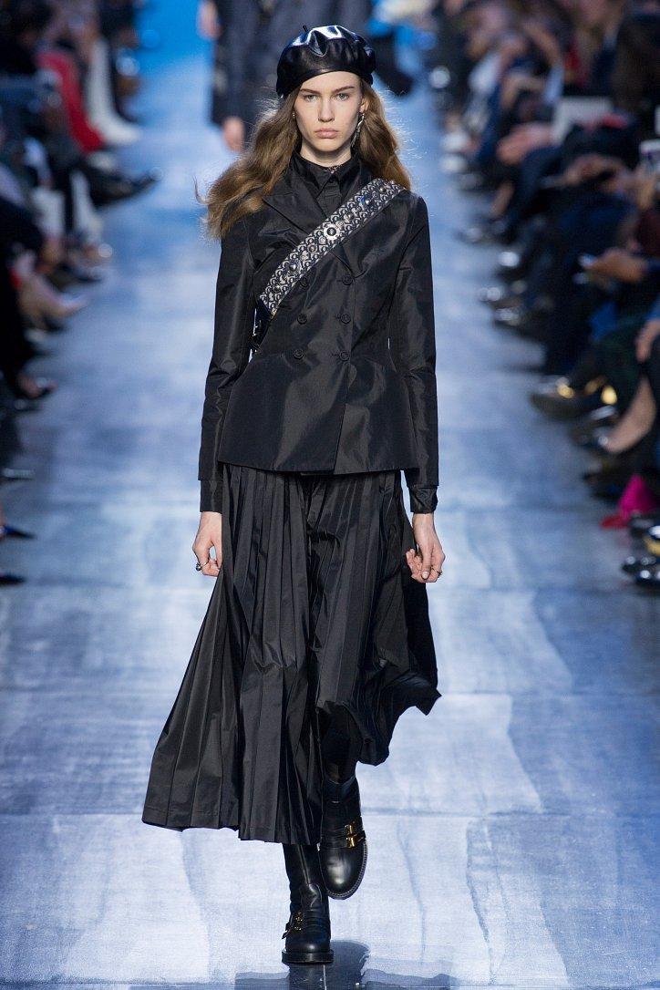 Christian Dior осень-зима 2017-2018 фото №8