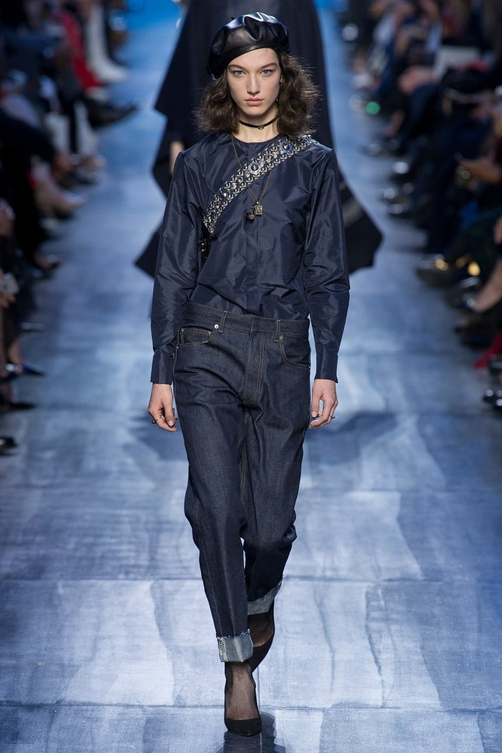 Christian Dior осень-зима 2017-2018 фото №9