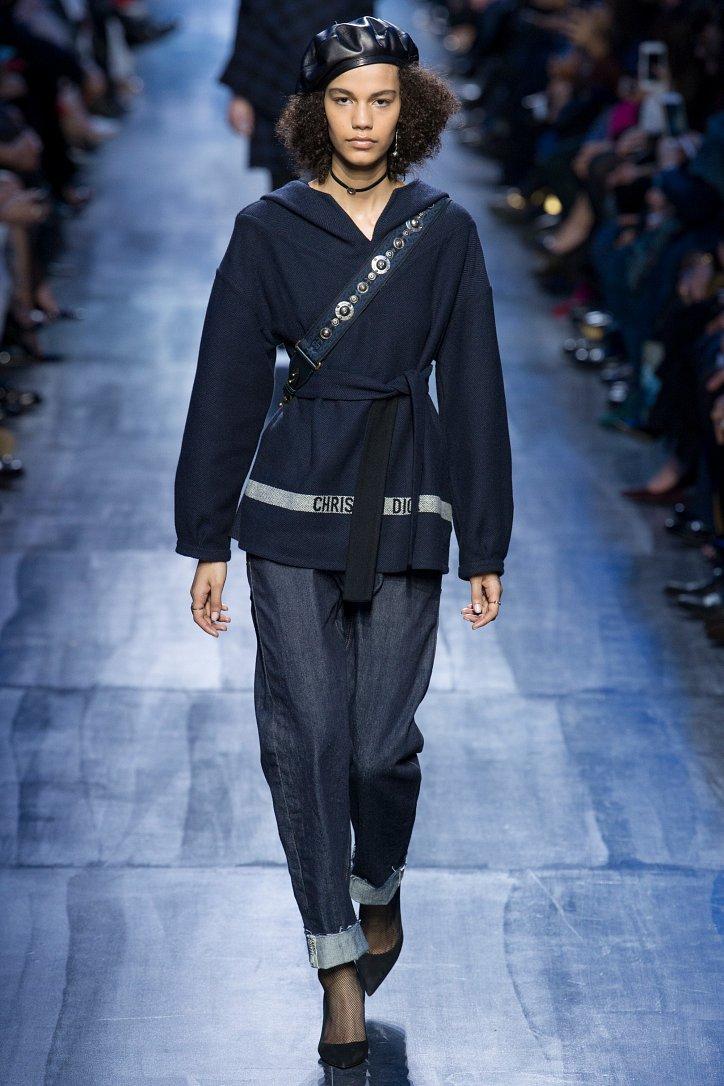 Christian Dior осень-зима 2017-2018 фото №12