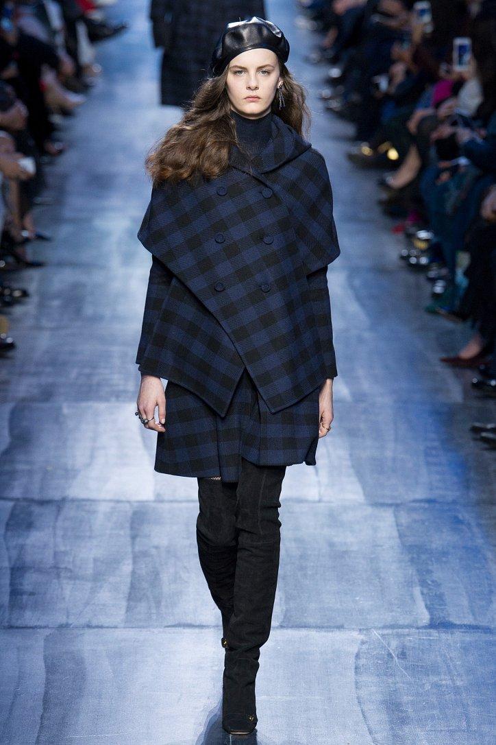 Christian Dior осень-зима 2017-2018 фото №13