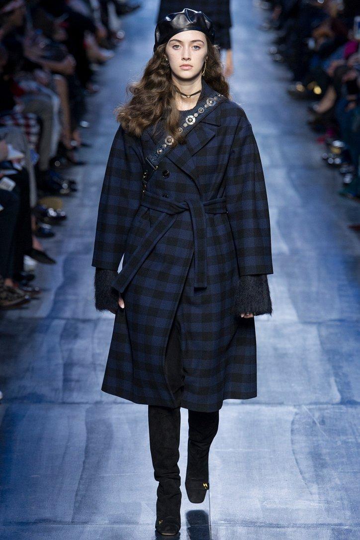 Christian Dior осень-зима 2017-2018 фото №14