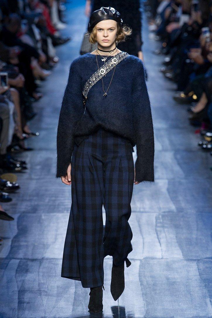 Christian Dior осень-зима 2017-2018 фото №16