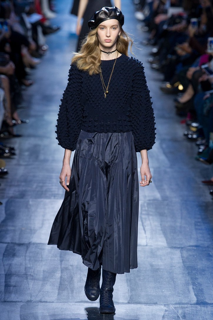 Christian Dior осень-зима 2017-2018 фото №18